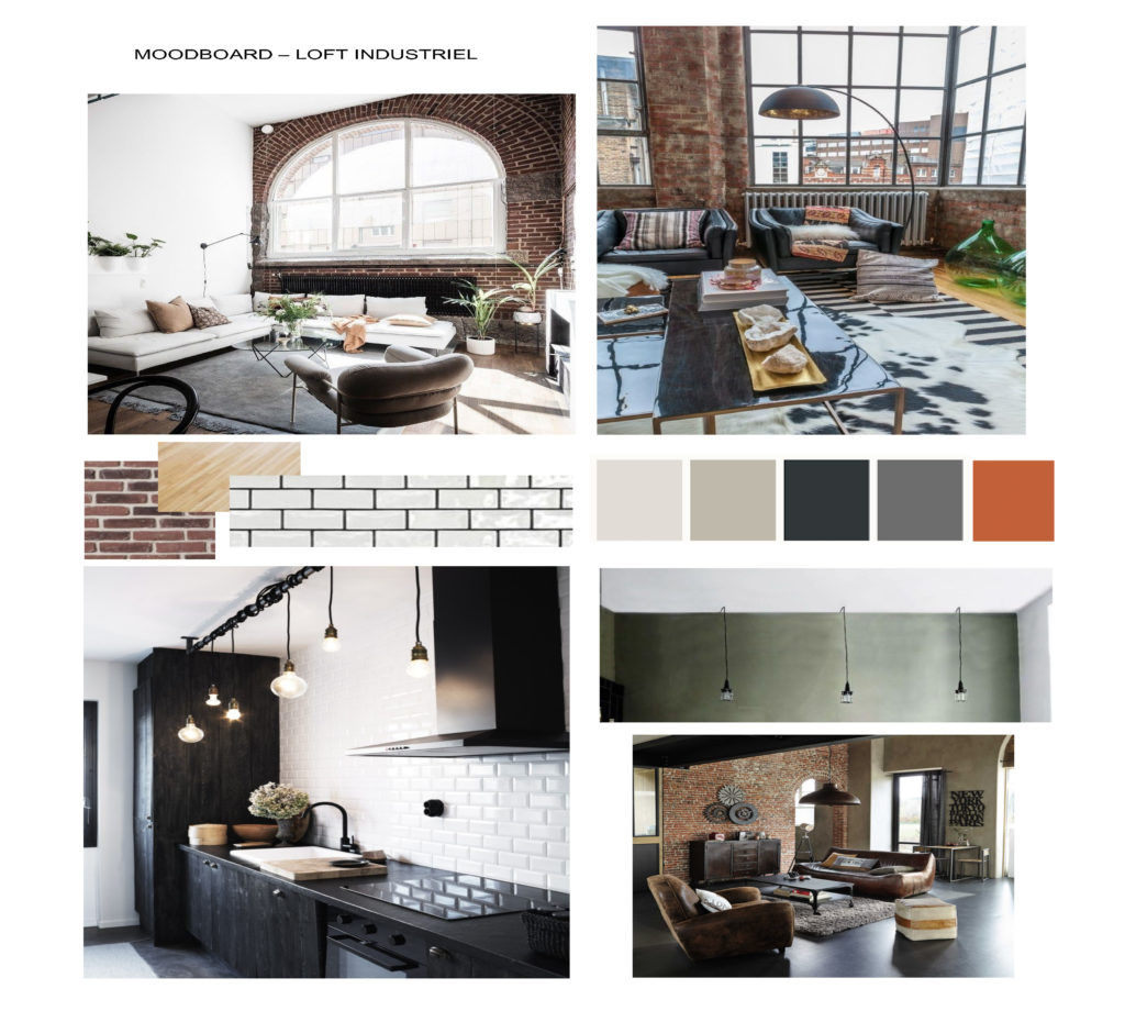 Inspiration Loft industriel